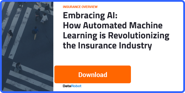 Insurance and Automated Machine Learning